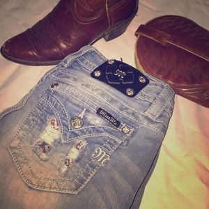 Size 30 Miss Me Skinny Jeans